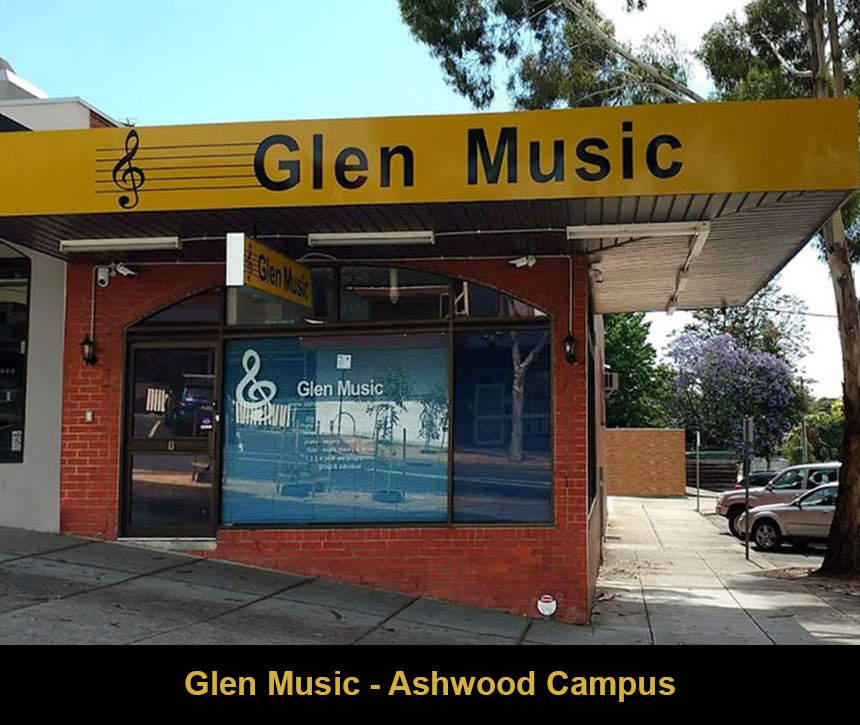 Glen Music Ashwood Campus